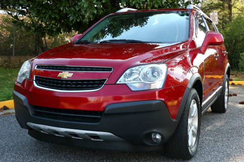 2014 Chevrolet Captiva Sport for sale at Prime Auto Sales LLC in Virginia Beach VA