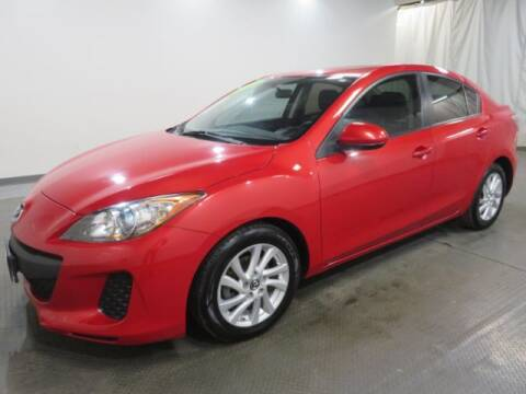 2013 Mazda MAZDA3 for sale at NW Automotive Group in Cincinnati OH