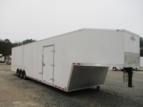 2021 Cargo Mate Eliminator 40' Gooseneck for sale at Vehicle Network - HGR'S Truck and Trailer in Hope Mill NC