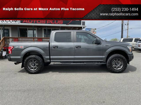 2019 Ford F-150 for sale at Ralph Sells Cars at Maxx Autos Plus Tacoma in Tacoma WA
