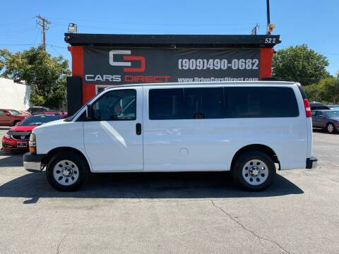 2009 Chevrolet Express Passenger for sale at Cars Direct in Ontario CA
