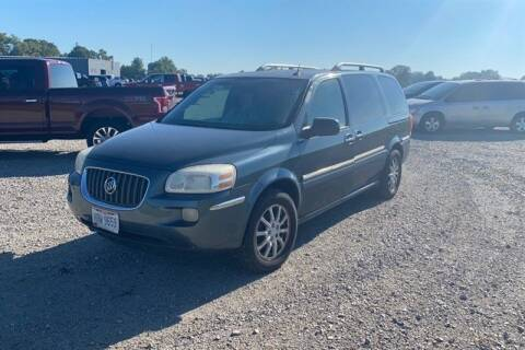 2005 Buick Terraza for sale at MICHAEL J'S AUTO SALES in Cleves OH