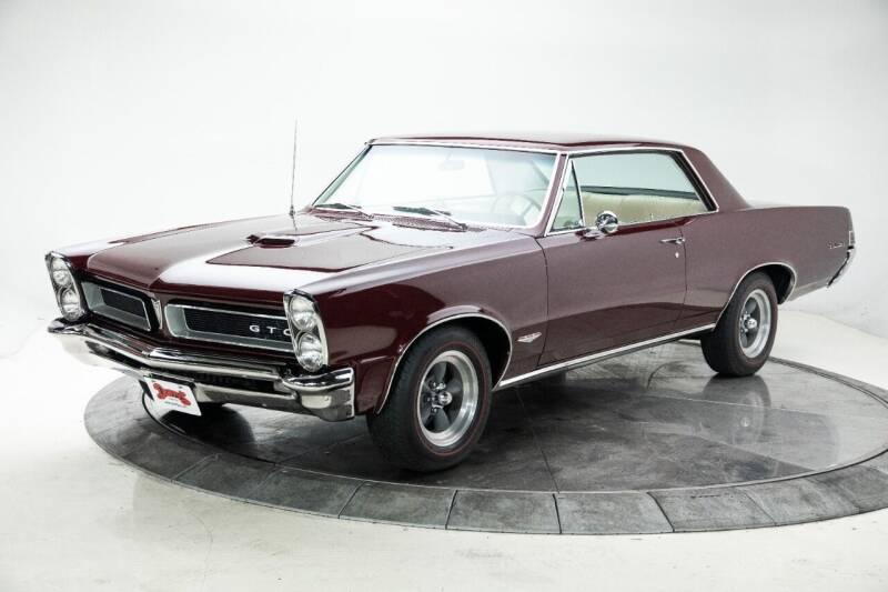 1965 Pontiac GTO for sale at Duffy's Classic Cars in Cedar Rapids IA