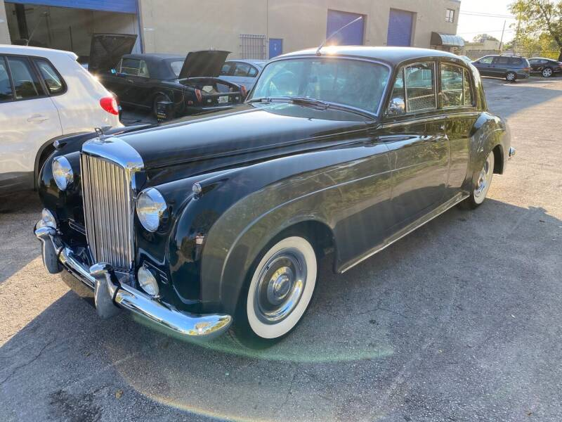 1961 Bentley S 2 for sale at Prestigious Euro Cars in Fort Lauderdale FL