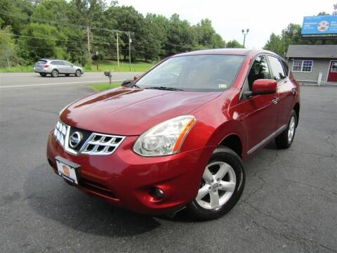2013 Nissan Rogue for sale at Guarantee Automaxx in Stafford VA