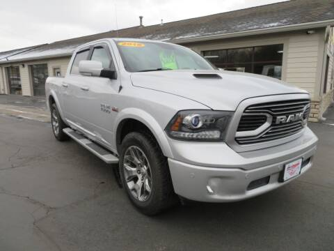 2018 RAM Ram Pickup 1500 for sale at Tri-County Pre-Owned Superstore in Reynoldsburg OH