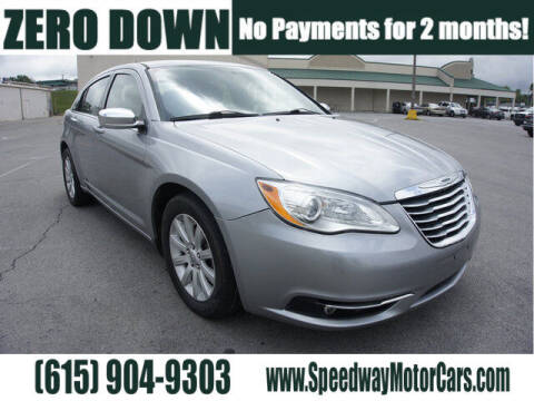 2014 Chrysler 200 for sale at Speedway Motors in Murfreesboro TN