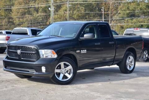 2017 RAM Ram Pickup 1500 for sale at Marietta Auto Mall Center in Marietta GA