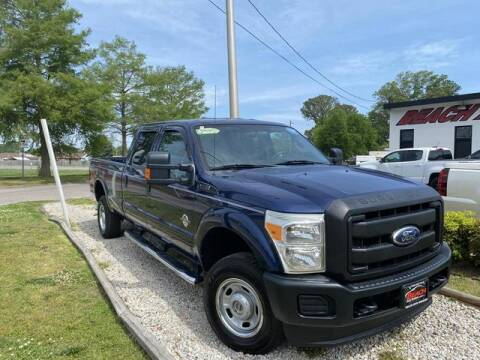 2011 Ford F-350 Super Duty for sale at Beach Auto Brokers in Norfolk VA