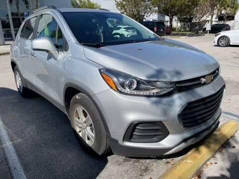 2019 Chevrolet Trax for sale at DORAL HYUNDAI in Doral FL