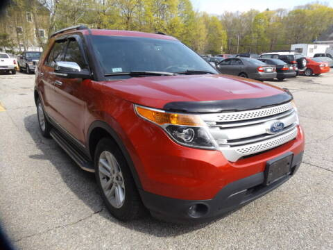 2012 Ford Explorer for sale at Wayland Automotive in Wayland MA