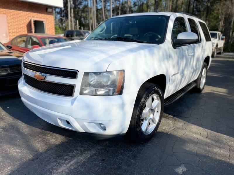 2008 Chevrolet Tahoe for sale at Magic Motors Inc. in Snellville GA