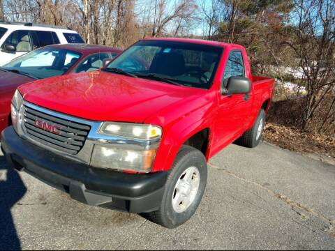 2006 GMC Canyon for sale at Auto Brokers of Milford in Milford NH