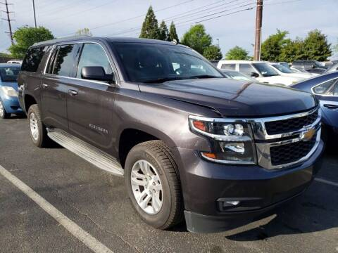 2015 Chevrolet Suburban for sale at Auto Solutions in Maryville TN