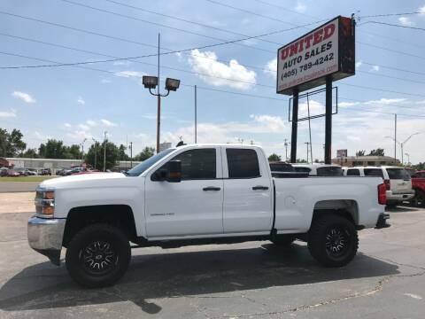 2017 Chevrolet Silverado 2500HD for sale at United Auto Sales in Oklahoma City OK