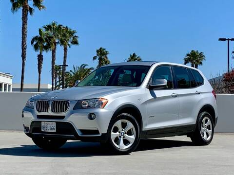 2012 BMW X3 for sale at OPTED MOTORS in Santa Clara CA