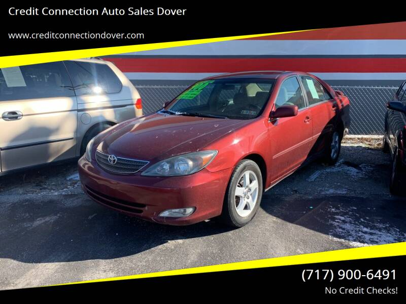 2004 Toyota Camry for sale at Credit Connection Auto Sales Dover in Dover PA