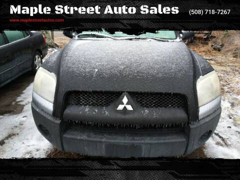 2008 Mitsubishi Raider for sale at Maple Street Auto Sales in Bellingham MA