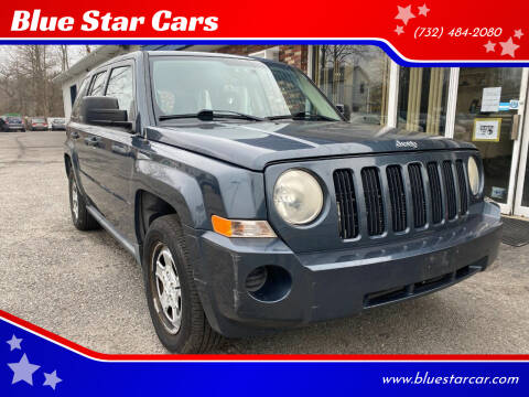 2007 Jeep Patriot for sale at Blue Star Cars in Jamesburg NJ