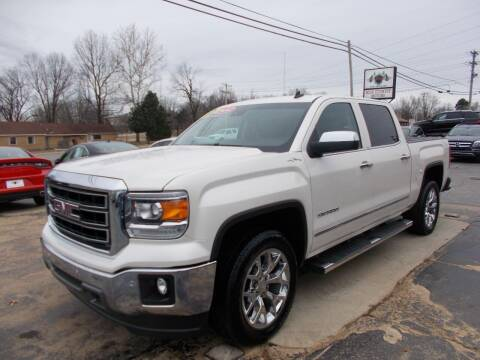 2014 GMC Sierra 1500 for sale at High Country Motors in Mountain Home AR