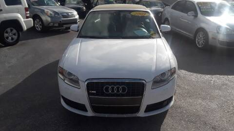 2009 Audi A4 for sale at AUTO IMAGE PLUS in Tampa FL