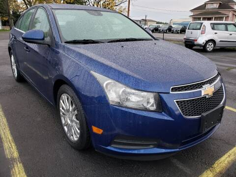 2013 Chevrolet Cruze for sale at Low Price Auto and Truck Sales, LLC in Brooks OR