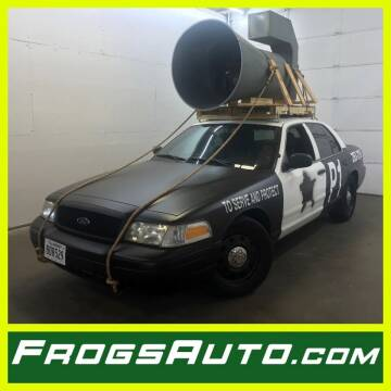 2006 Ford Crown Victoria for sale at Frogs Auto Sales in Clinton IA