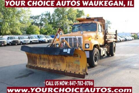 1996 International 2554 for sale at Your Choice Autos - Waukegan in Waukegan IL