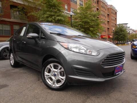 2016 Ford Fiesta for sale at H & R Auto in Arlington VA