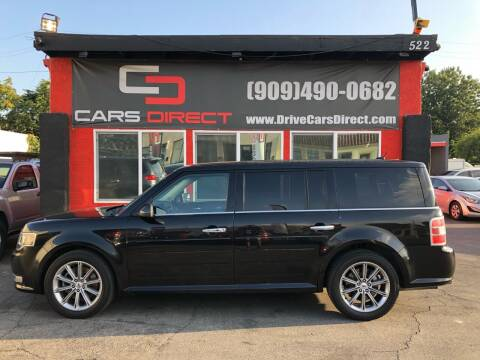 2013 Ford Flex for sale at Cars Direct in Ontario CA