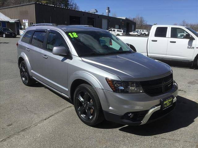 2018 Dodge Journey for sale at SHAKER VALLEY AUTO SALES in Enfield NH