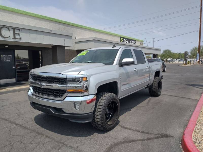 2018 Chevrolet Silverado 1500 for sale at Ideal Cars Broadway in Mesa AZ