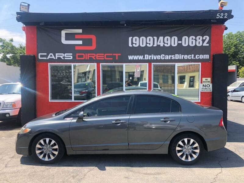 2010 Honda Civic for sale at Cars Direct in Ontario CA