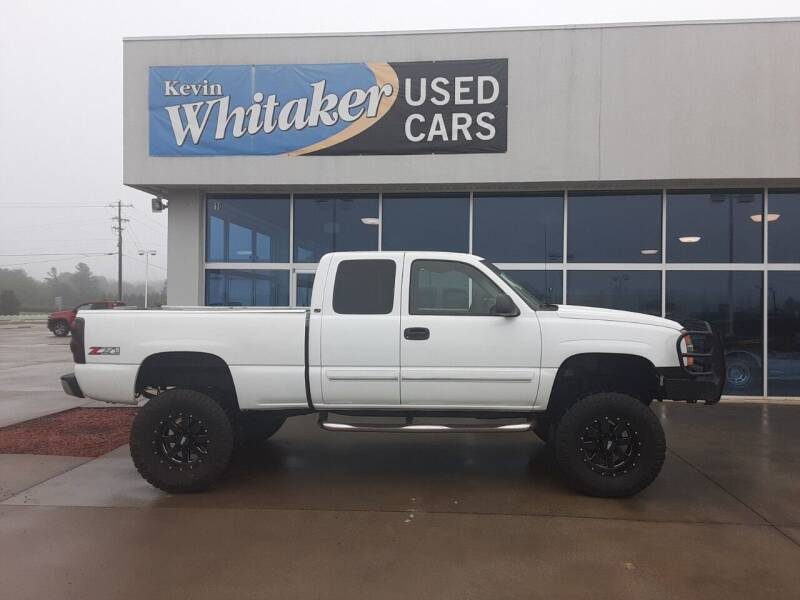 2003 Chevrolet Silverado 1500 for sale at Kevin Whitaker Used Cars in Travelers Rest SC