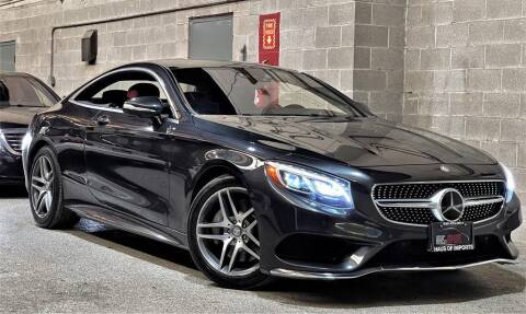 2016 Mercedes-Benz S-Class for sale at Haus of Imports in Lemont IL