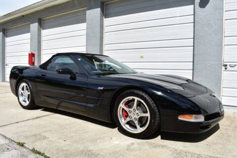 1998 Chevrolet Corvette for sale at Advantage Auto Group Inc. in Daytona Beach FL