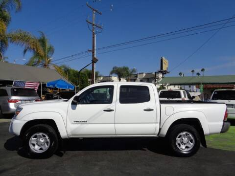 2014 Toyota Tacoma for sale at Pauls Auto in Whittier CA