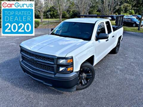 2014 Chevrolet Silverado 1500 for sale at Brothers Auto Sales of Conway in Conway SC