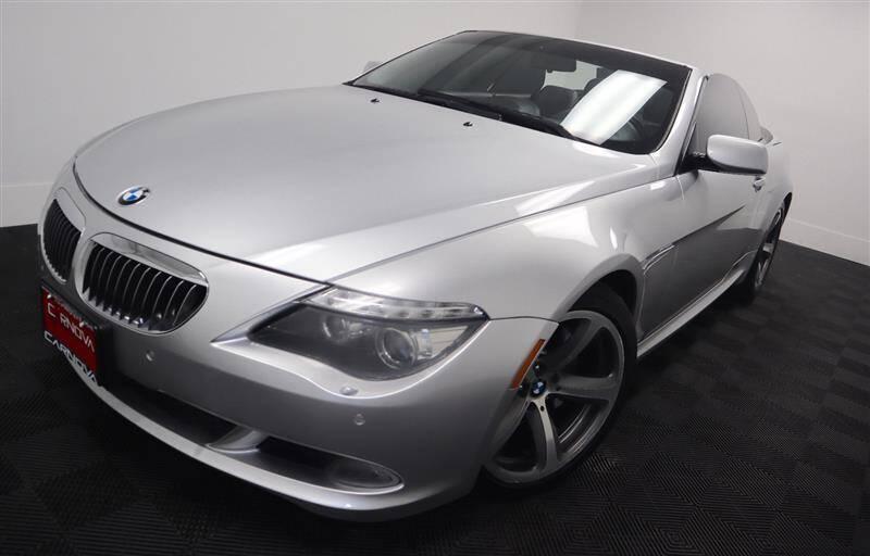 2008 BMW 6 Series for sale at CarNova in Stafford VA