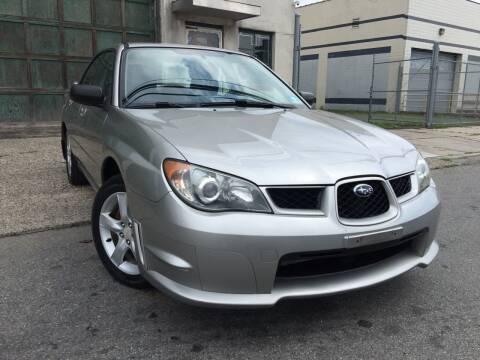 2006 Subaru Impreza for sale at Illinois Auto Sales in Paterson NJ