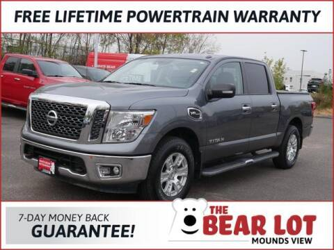 2017 Nissan Titan for sale at Rydell Auto Outlet in Mounds View MN