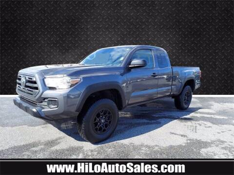 2019 Toyota Tacoma for sale at Hi-Lo Auto Sales in Frederick MD