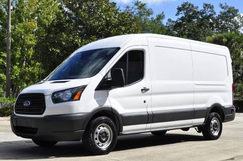 2018 Ford Transit Cargo for sale at Vision Motors, Inc. in Winter Garden FL