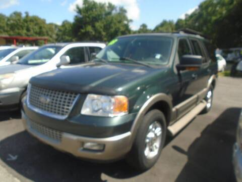 2003 Ford Expedition for sale at Alabama Auto Sales in Semmes AL