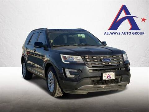 2017 Ford Explorer for sale at ATASCOSA CHRYSLER DODGE JEEP RAM in Pleasanton TX