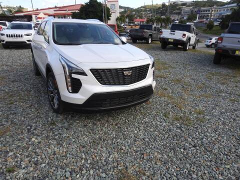 2021 Cadillac XT4 for sale at Caribbean Auto Mart in St Thomas VI