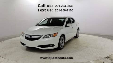 2013 Acura ILX for sale at NJ State Auto Used Cars in Jersey City NJ