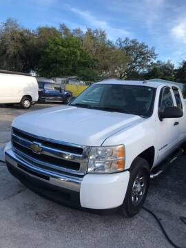 2011 Chevrolet Silverado 1500 for sale at H.A. Twins Corp in Miami FL