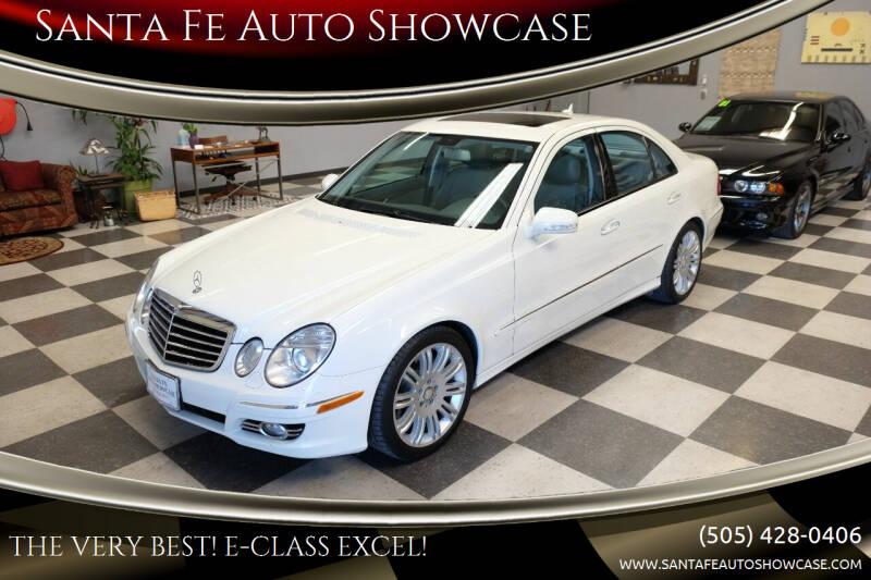 2008 Mercedes-Benz E-Class for sale at Santa Fe Auto Showcase in Santa Fe NM