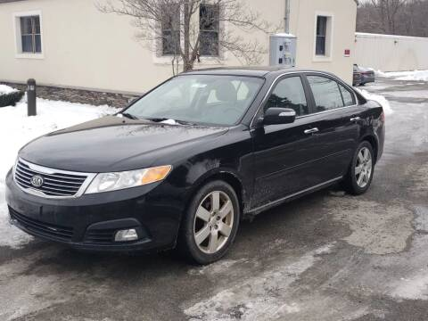 2009 Kia Optima for sale at Wallet Wise Wheels in Montgomery NY